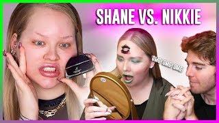 Recreating SHANE DAWSON'S Makeup Look On Me! | NikkieTutorials