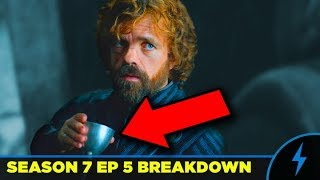Game of Thrones 7x05 BREAKDOWN Is Jon