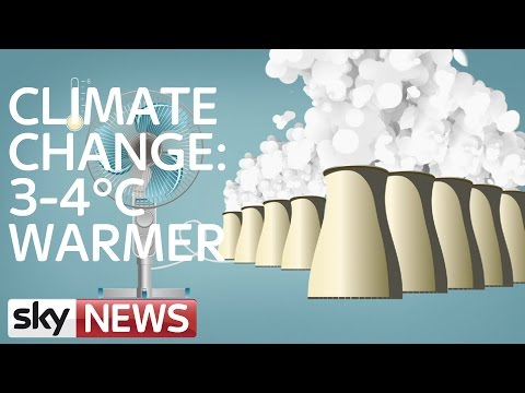 Climate Change: What Happens If The World Warms Up By 4°C?