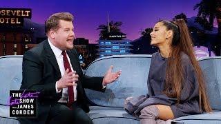 Ariana Grande Discusses New Milestone & Her Past Year