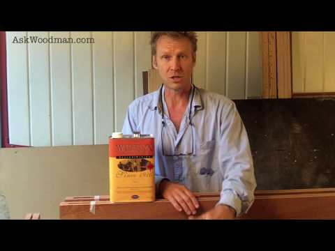 12 Intro To: How To Apply A Professional Finish Using Waterlox - SOLID WOOD DOOR SERIES -  Video 1