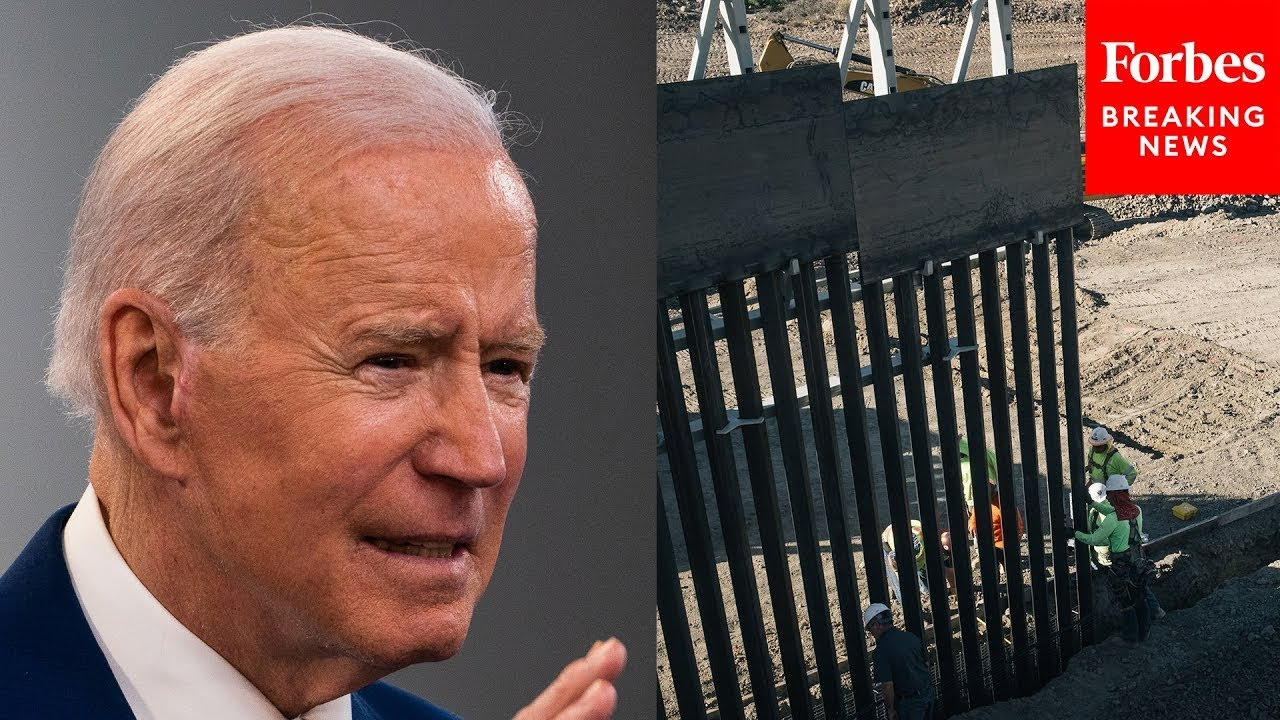 JUST IN: Texas Land Commissioner Announces Lawsuit Against Biden To Finish Border Wall