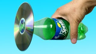 17 Ide Berguna Dengan Botol Plastik