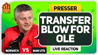 Solskjaer Press Conference Reaction! Bellingham Transfer Blow!  Man Utd vs Bournemouth