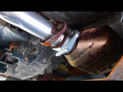 How to Fix a Broken or Rusted Exhaust Flange Easily