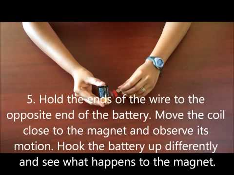 How to Make Cup Speakers Using Electromagnetism