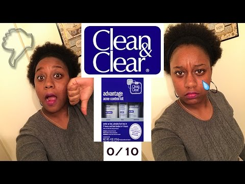 Clean & Clear Acne Kit Review