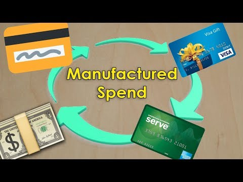Credit Card Manufactured Spend? (Is it legal? How do I do it?)