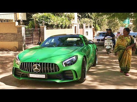 Xxx Mp4 SUPERCARS IN INDIA February 2018 Bangalore AMG GTR 720S More 3gp Sex