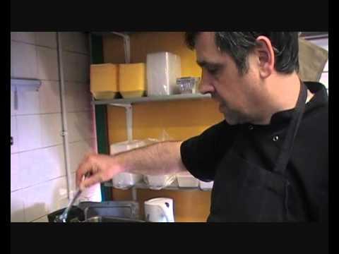 How to cook nice round Poppadoms
