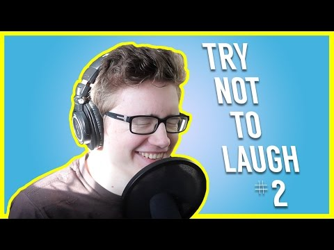 Try Not To Laugh Challenge 2: THE LAUGHENING