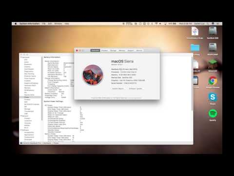 How to check battery cycles in Macbooks (Mac OS X)