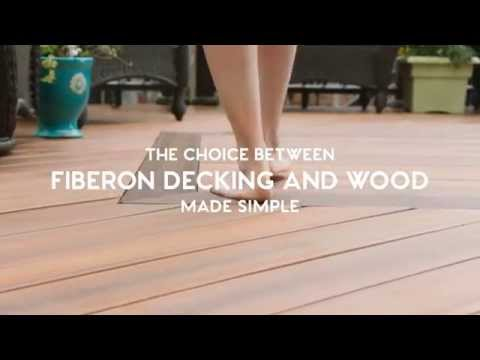 Deck it Right the First Time with Fiberon Composites