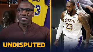 LeBron is the greatest player in NBA history and the stats prove it — Shannon | NBA | UNDISPUTED