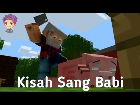 Xxx Mp4 Quot Kehidupan Babi Yg Malang Quot Animasi Minecraft Indo 3gp Sex