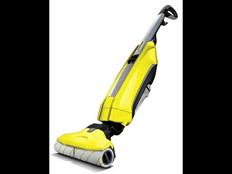 Review: Karcher the FC5 Hard Floor Cleaner, Yellow