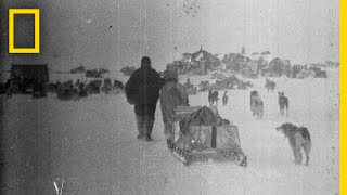 Chaotic 1902 Arctic Expedition Revealed in Nat Geo