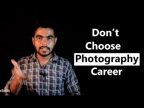[HINDI] Why Don't Chose Photography in Indian | Freedom Studios