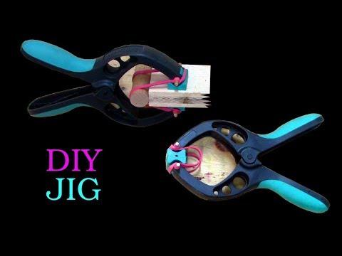 Edge Clamp selfmade - DIY JIG