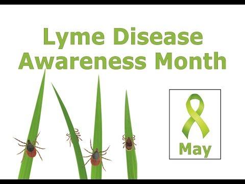 Lyme Disease Awareness Month 2018
