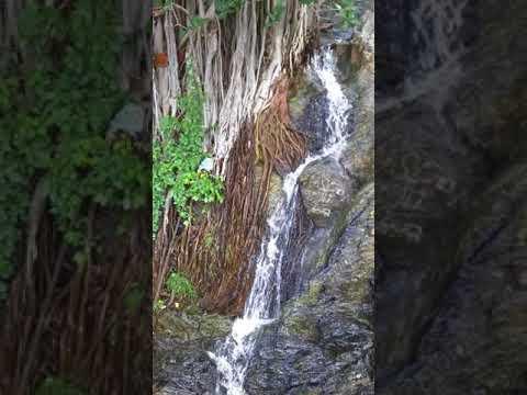 Waterfall in Aravali Hills rajasthan !!!