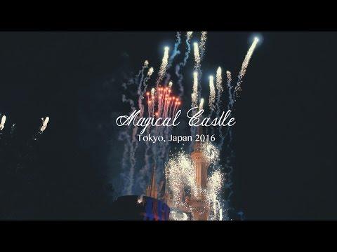 MAGICAL CASTLE (Sleep at Haneda Airport & Go to Tokyo Disneyland) Tokyo part 1