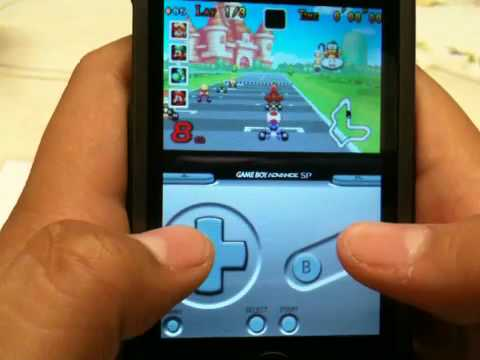 How to get Gba emulator for iphone/ipod touch no computer