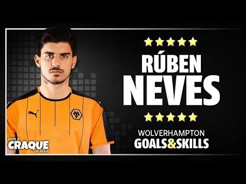 RÚBEN NEVES ● Wolverhampton ● Goals & Skills
