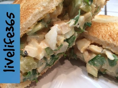 How to...Make a Classic Egg Salad Sandwich