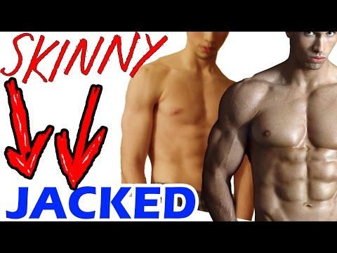 5 Easy Steps to GAIN WEIGHT and MUSCLE FAST for SKINNY GUYS and Hard Gainers | Gain Muscle Mass Bulk