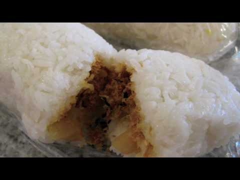 Chinese Glutinous Rice Roll