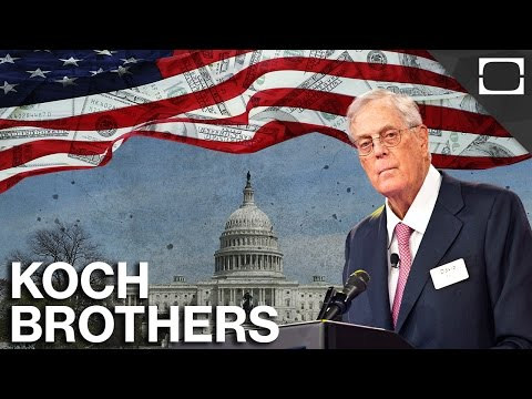 Who Are The Koch Brothers & How Much Power Do They Have?