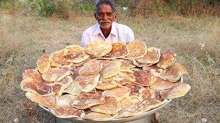 Banana Pancakes Recipe Grandpa   Easy  Homemade Pancakes   Grandpa Kitchen