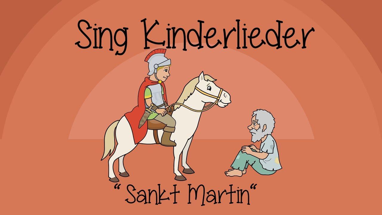 Sankt Martin - Kinderlieder zum Mitsingen   Sing Kinderlieder
