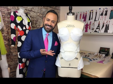 Padding a Dress Form for Your Size