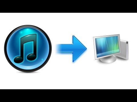 How To Transfer Itunes Library To New Computer - iTunes Tutorial