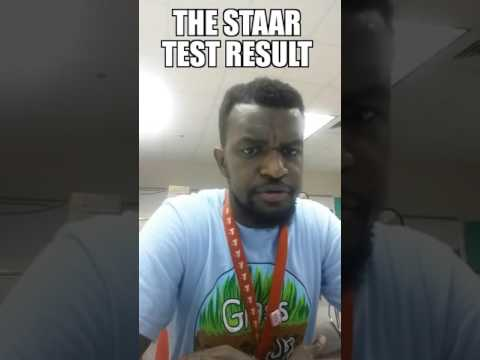 When students pass their standardize test