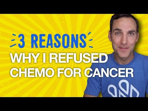3 Reasons Why I Refused Chemo for Cancer: Chris Wark (Chris Beat Cancer)