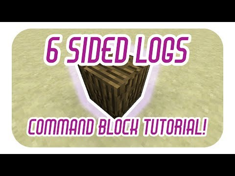 6 Sided Logs - How To - Tutorial