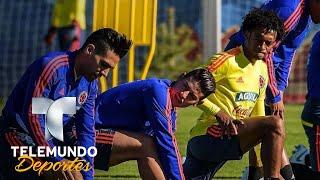 Colombia Le Pone Intensidad A Su Preparación Antes De Su Debut   Copa Mundial Fifa Rusia 2018