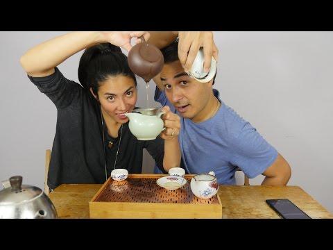 How to get Tea Drunk