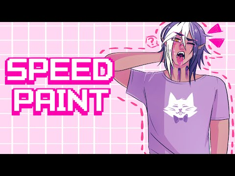 Creating OCs-Speed Paint