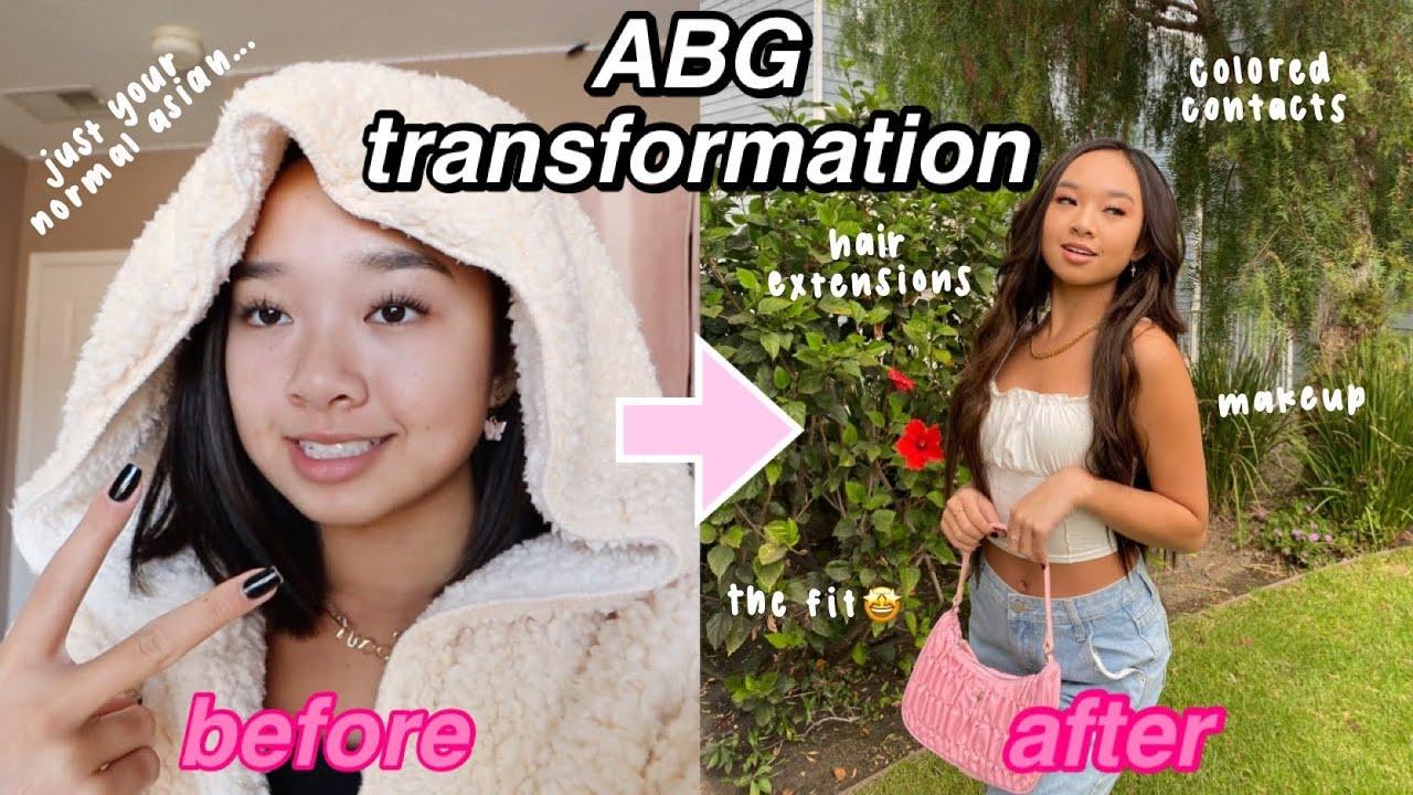 ABG TRANSFORMATION | Nicole Laeno