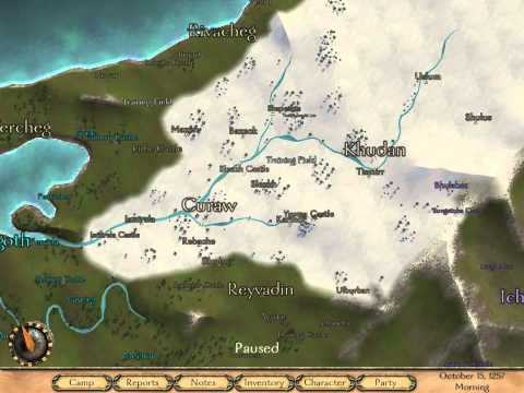 Three mount and blade tips (fast money, best faction, combat strategy)