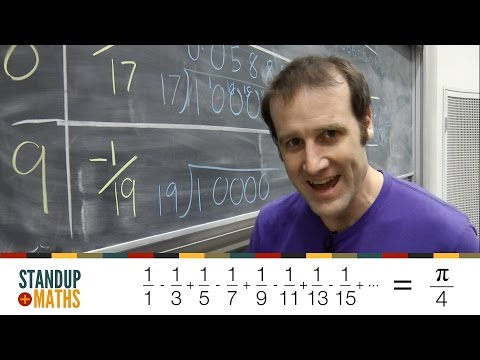 Calculating π by hand