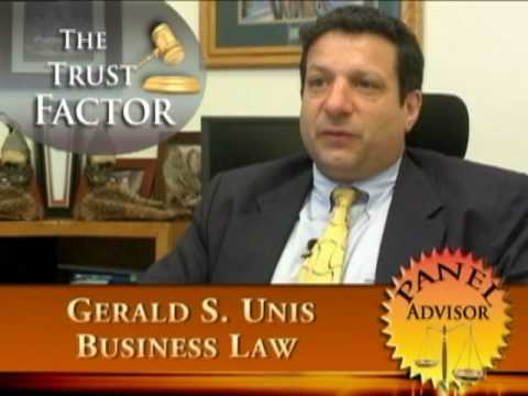 Corporate law, Business partnerships, partnership dissolution, Gerald Unis