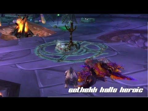 Just a Flesh Wound - Sethekk Halls Heroic (Anzu)