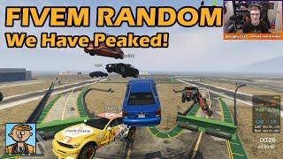 Getting A Good Start - GTA FiveM Random Racing Live #19 - PakVim net