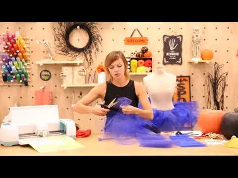 How to Make Halloween Costumes Using Tulle with JOANN