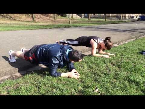 Kaizen Active | How long can you hold a Plank?